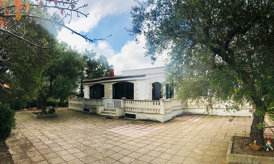 Villa in Contrada Impalata, Monopoli