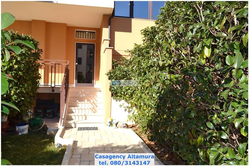 Appartamento indipendente, Altamura, seminuovo