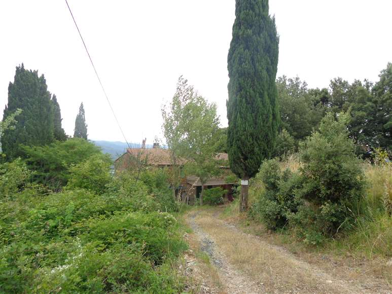 MONTECATINI VAL DI CECINA, SASSA, Independent Apartment, Be Restored , Energy Class G, 1° Floors , Mq 55, 3 Rooms , 2 Chambers , 1 Toilets , Kitchen