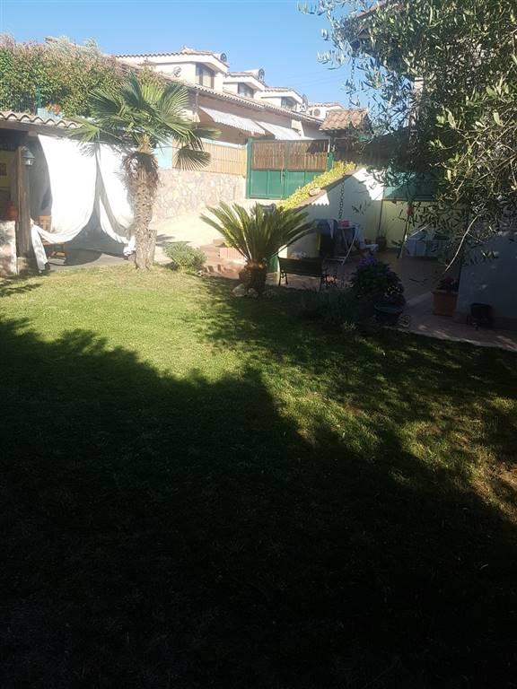 Villa a schiera, Capena