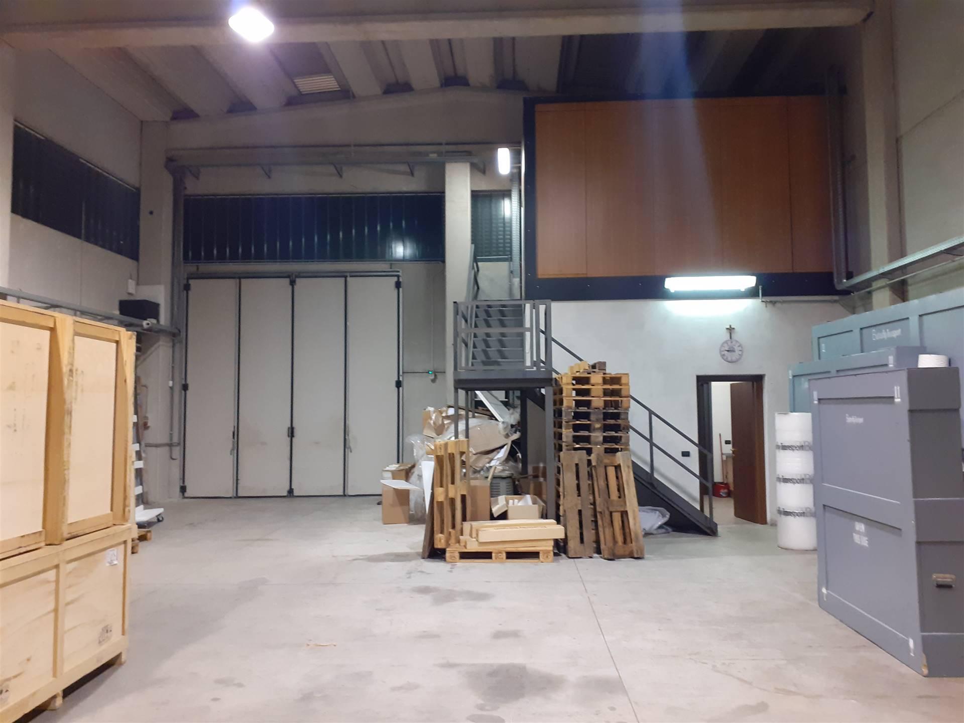 Capannone in vendita a Cassina de' Pecchi, 9999 locali, prezzo € 270.000 | PortaleAgenzieImmobiliari.it