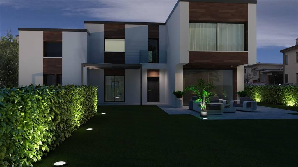 Casa singola, Fuori Mura, Treviso, in nuova costruzione
