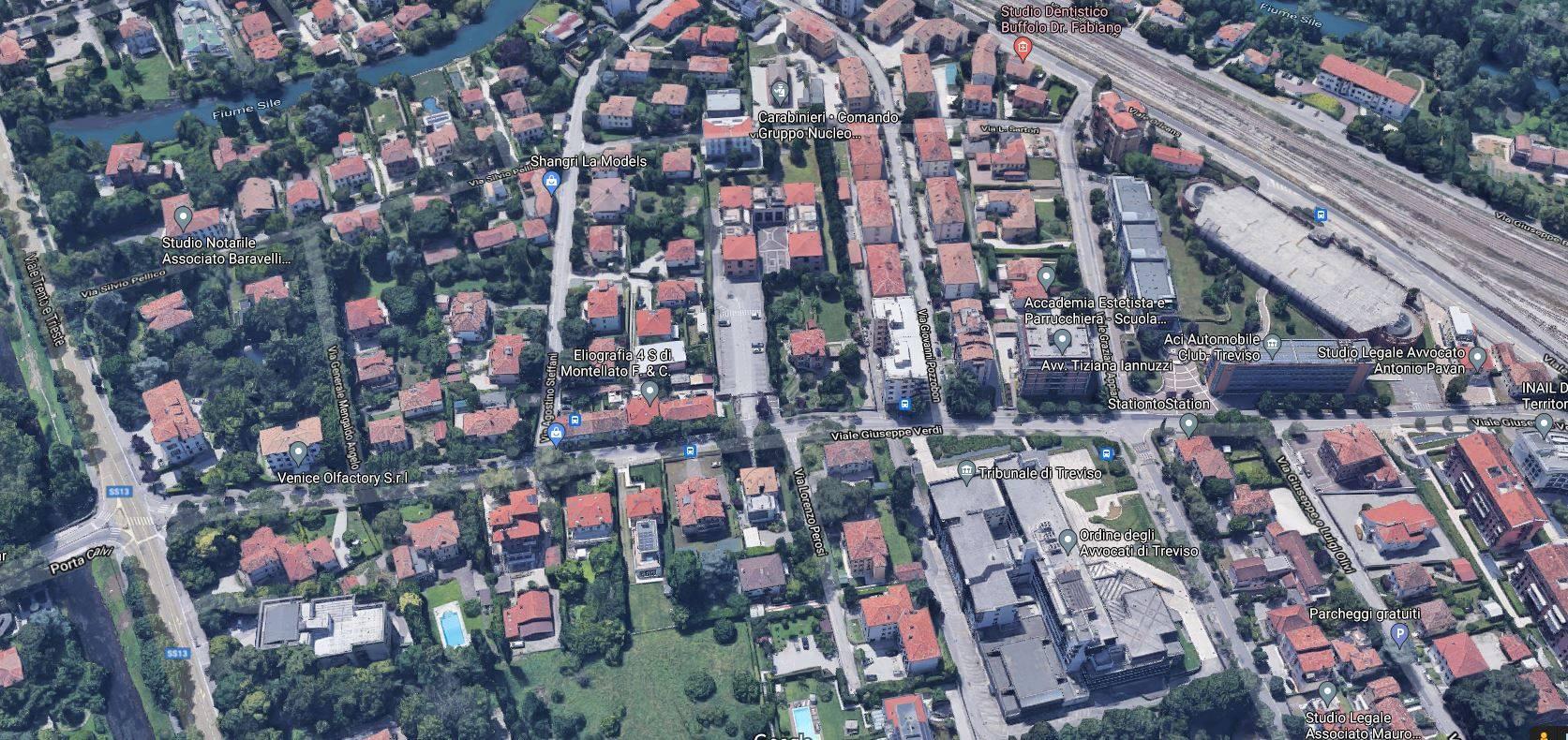 Box / Garage in vendita a Treviso, 1 locali, zona Zona: Fuori Mura, prezzo € 65.000 | CambioCasa.it