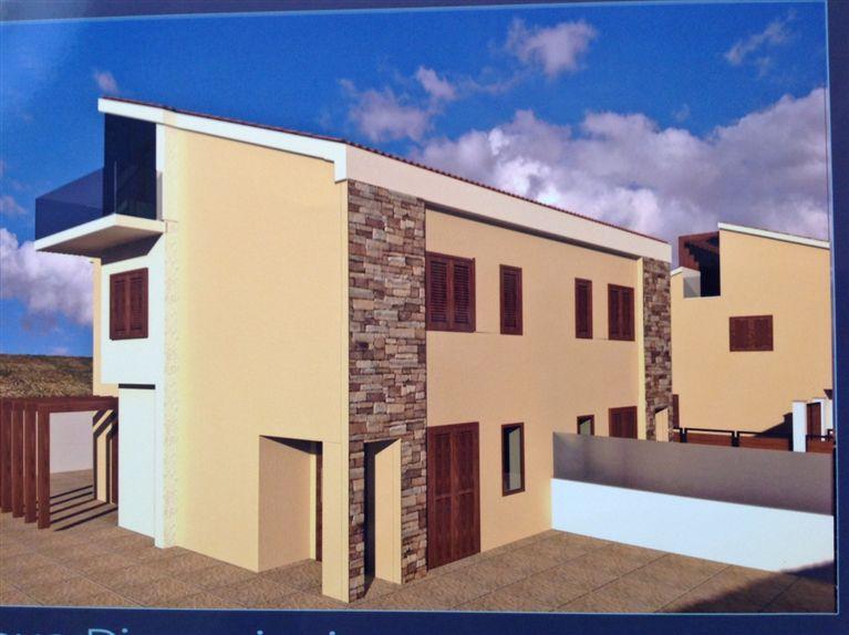 Villa, San Cataldo, in nuova costruzione