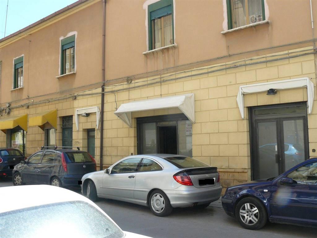 Locale commerciale in Via Sallemi 46, Caltanissetta