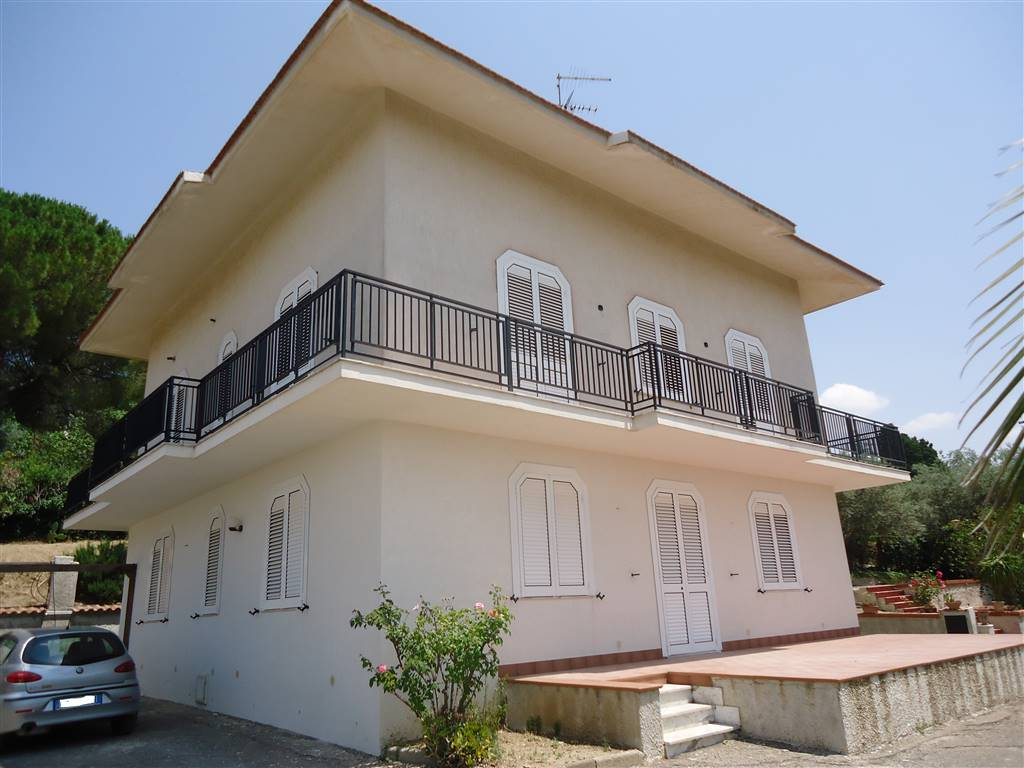 Villa in Via Due Fontane 103, Caltanissetta