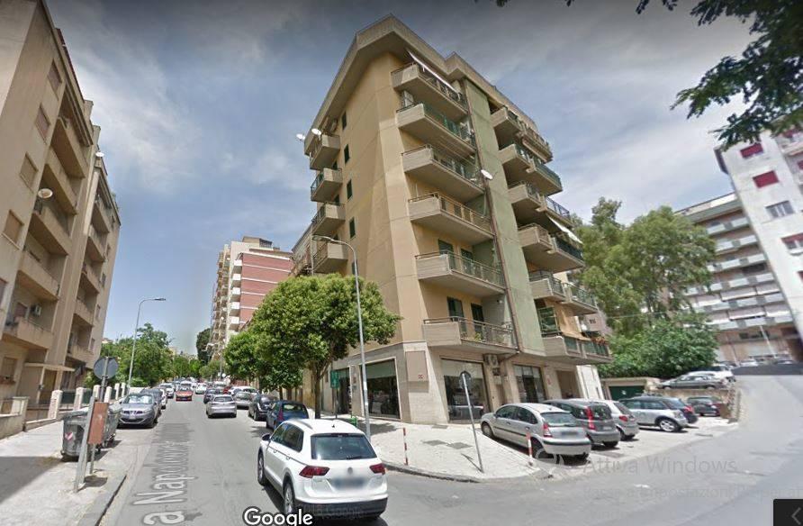 Trilocale in Via Ruggero Settimo 4, Caltanissetta
