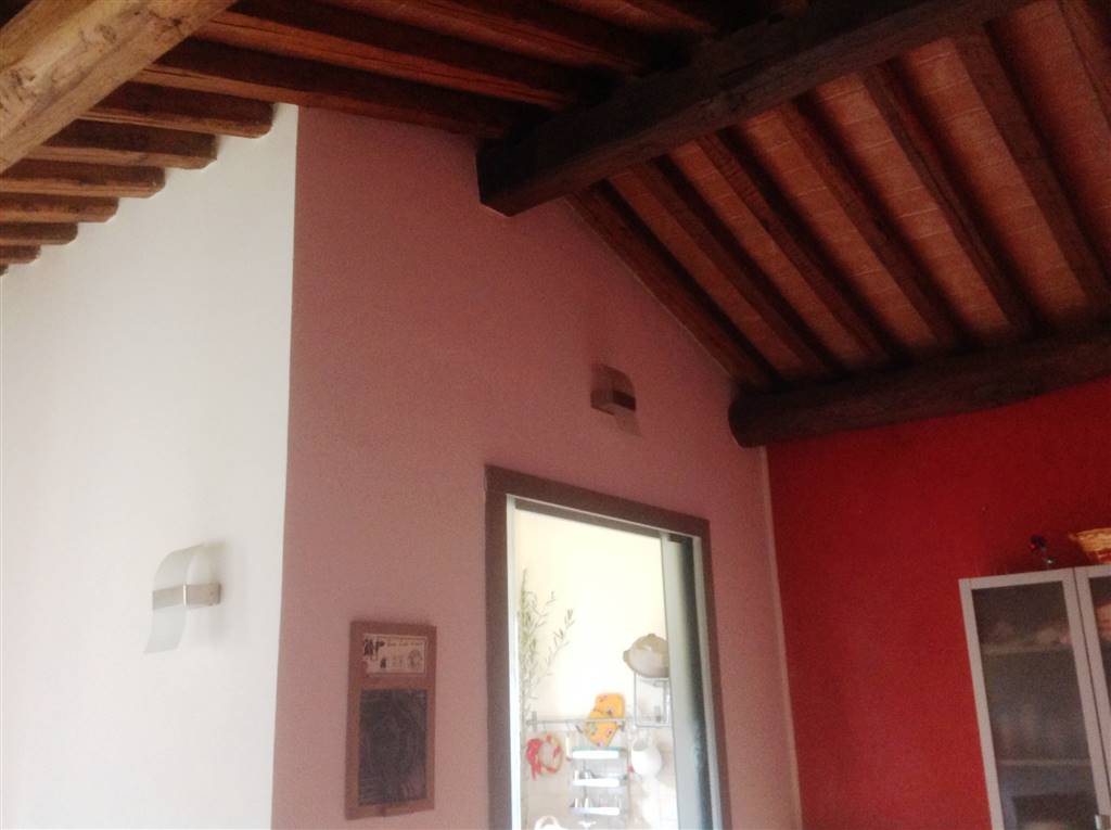 soffitto travi e travicelli