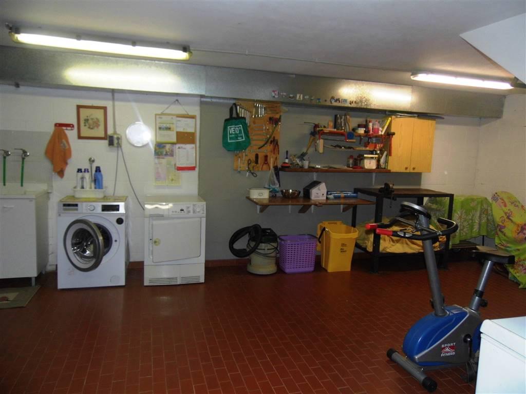 Lavanderia in garage