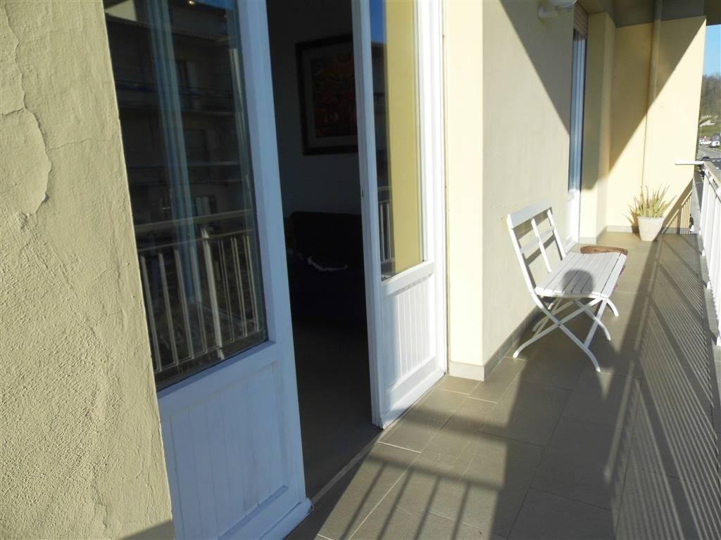 uno dei due balconi