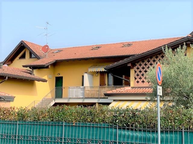 Appartamento indipendente, Brignano Gera D'adda, in ottime condizioni