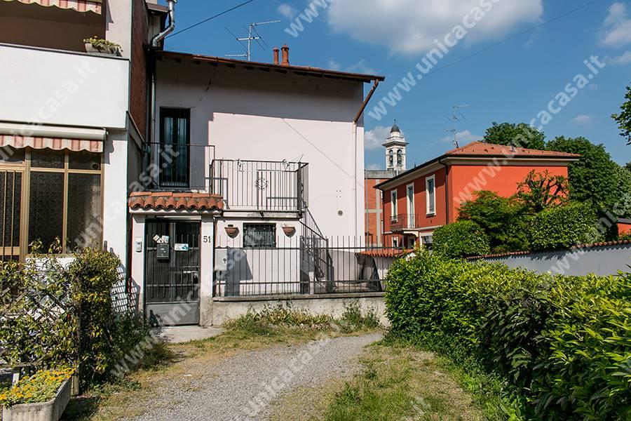 Casa semi indipendente in Via Milano 51, Masate