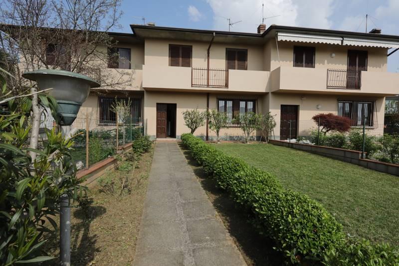Villa a schiera, Verdello