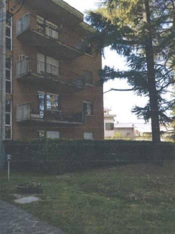 Trilocale in Via Circonvallazione Patriniano 105, Canovine, Bergamo