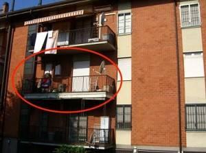 Trilocale in Via Morali 13, Grumellina, Bergamo