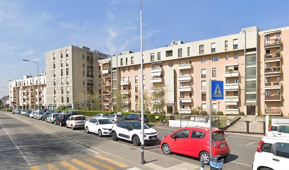 Quadrilocale in Via Gasparini 13, Boccaleone, Bergamo
