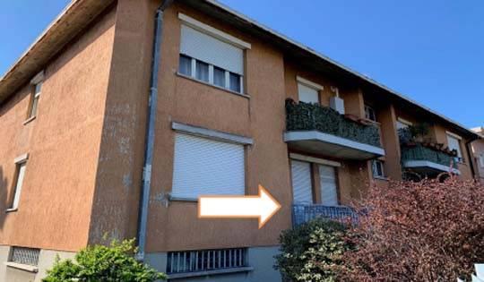 Trilocale in Via Dei Bersaglieri 20, Redona, Bergamo