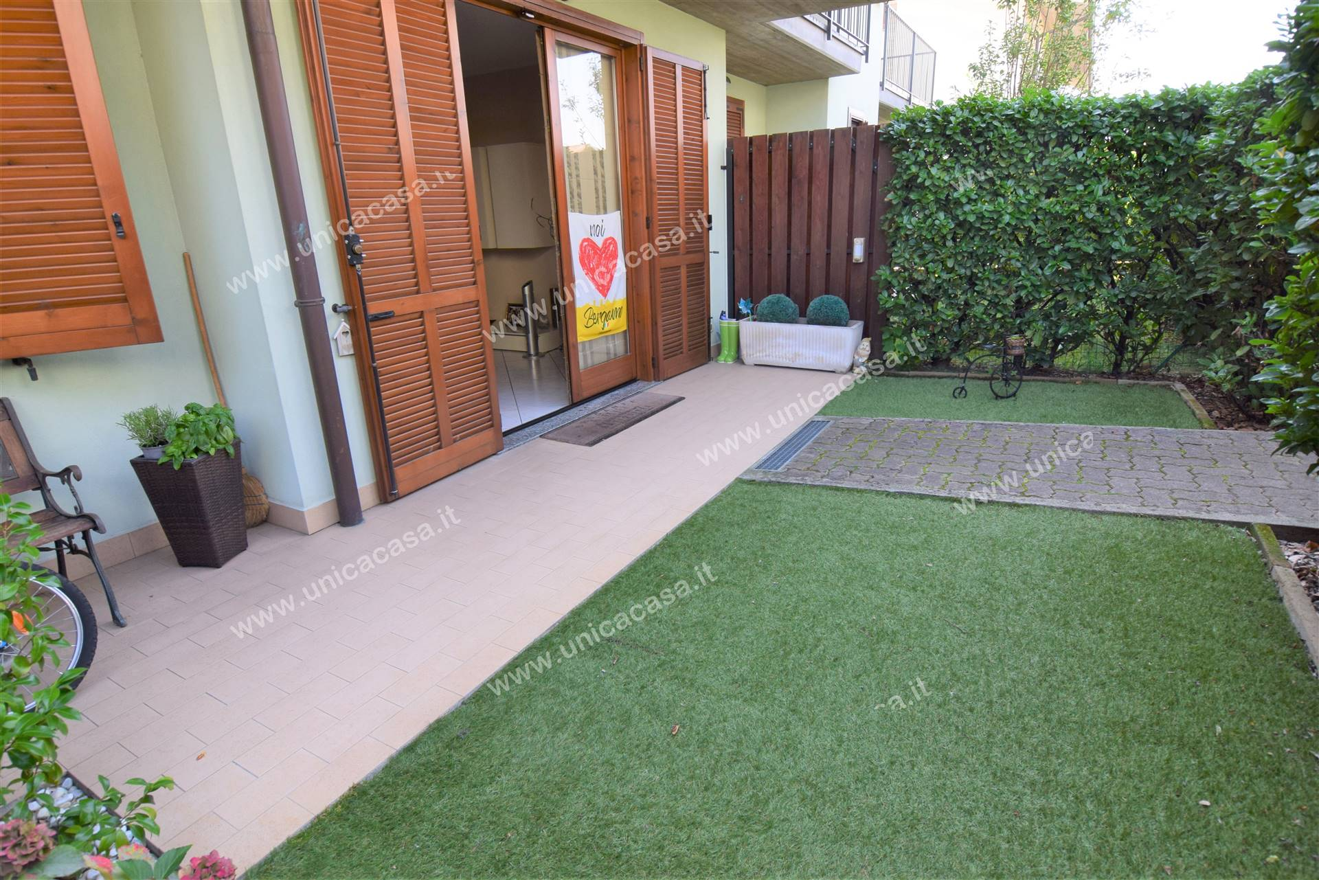 Appartamento in vendita a Comun Nuovo, 3 locali, prezzo € 148.000   CambioCasa.it