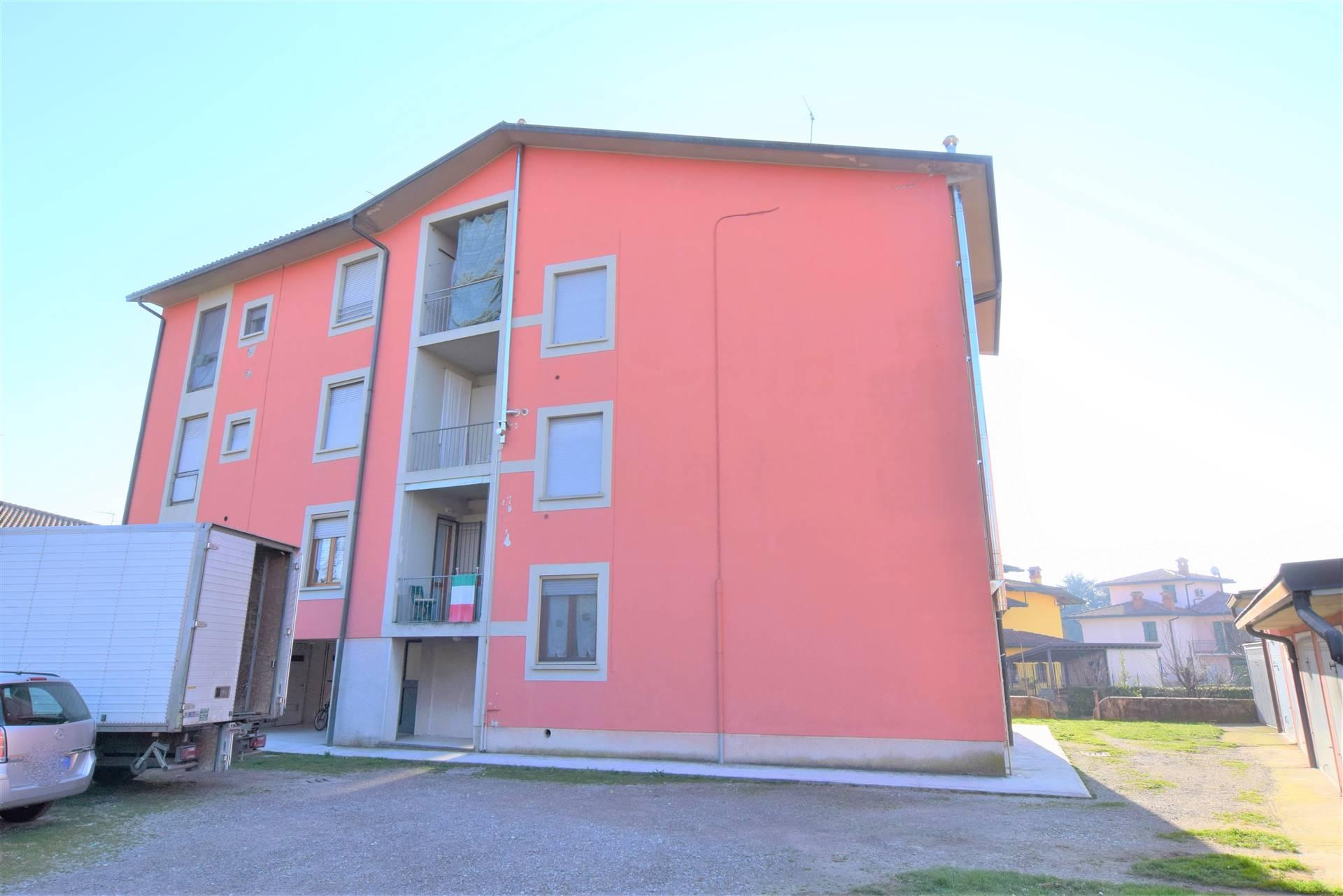 Appartamento in vendita a Mozzanica, 3 locali, prezzo € 45.000 | PortaleAgenzieImmobiliari.it
