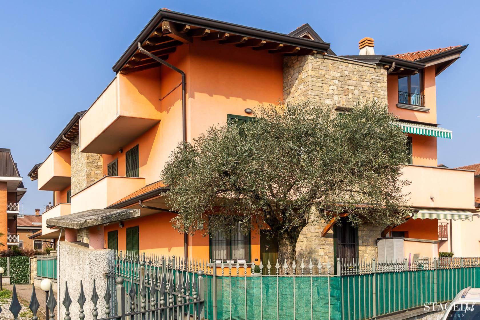Appartamento in vendita a Ciserano, 2 locali, prezzo € 96.000 | PortaleAgenzieImmobiliari.it
