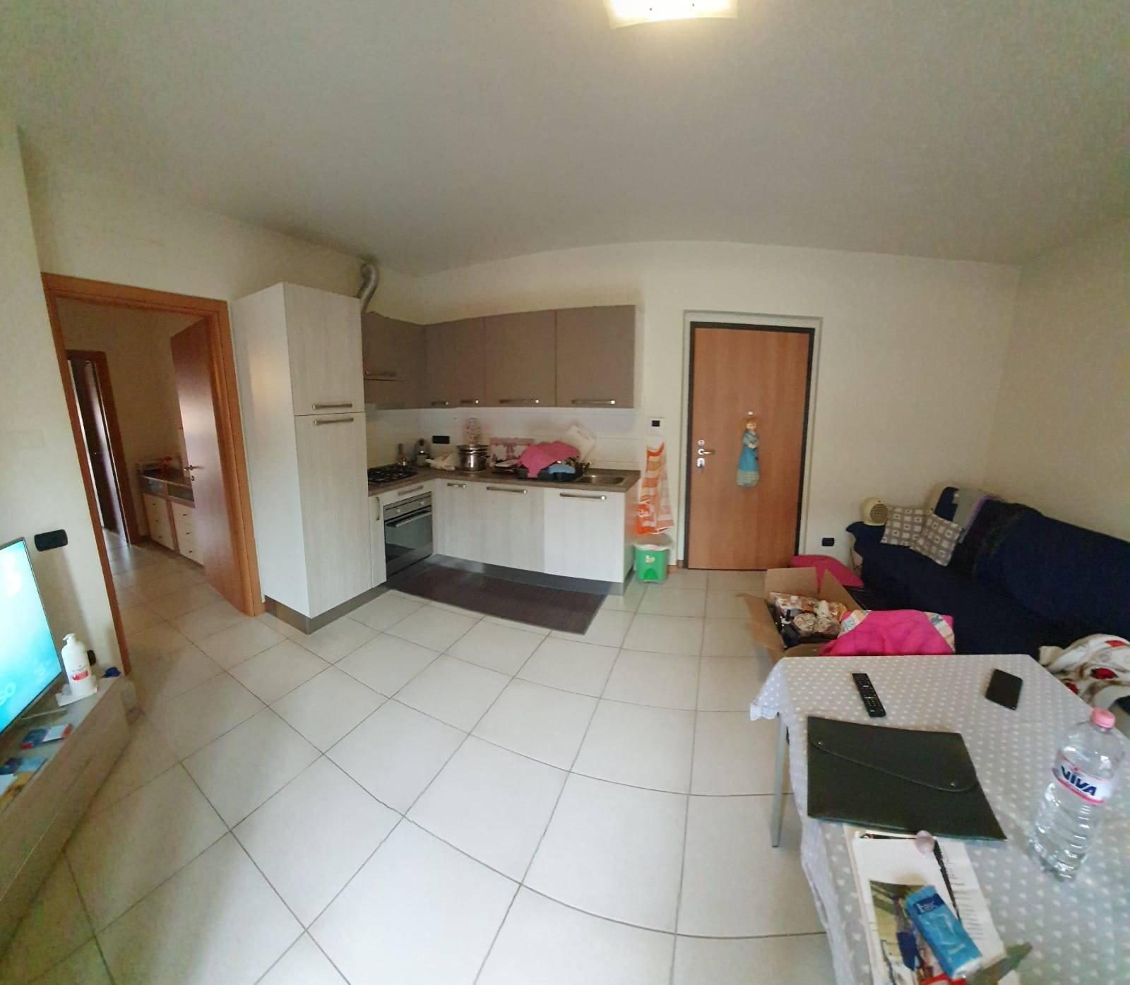 Appartamento in affitto a Romano di Lombardia, 2 locali, prezzo € 450 | CambioCasa.it