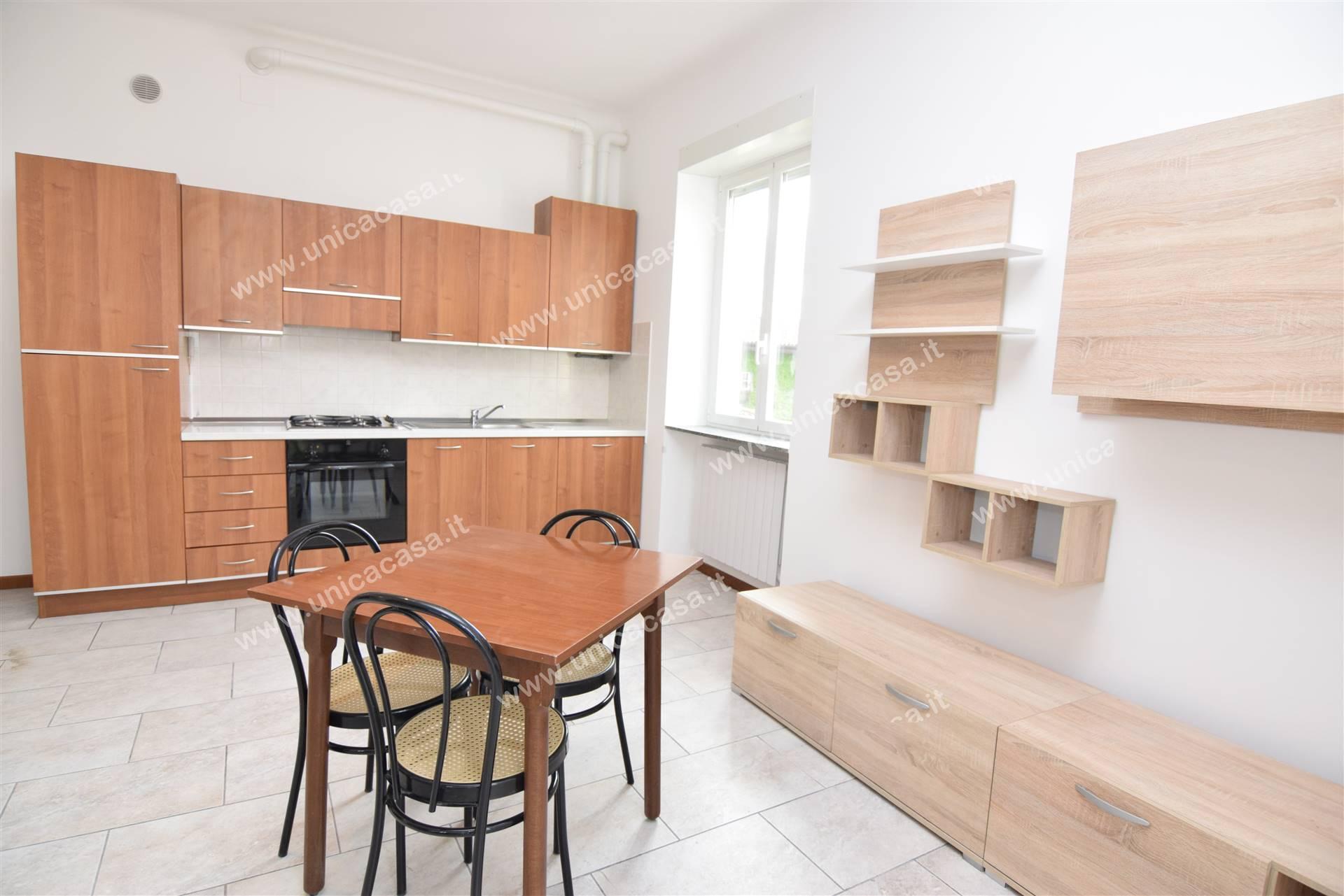 Appartamento in affitto a Zanica, 2 locali, prezzo € 570 | CambioCasa.it