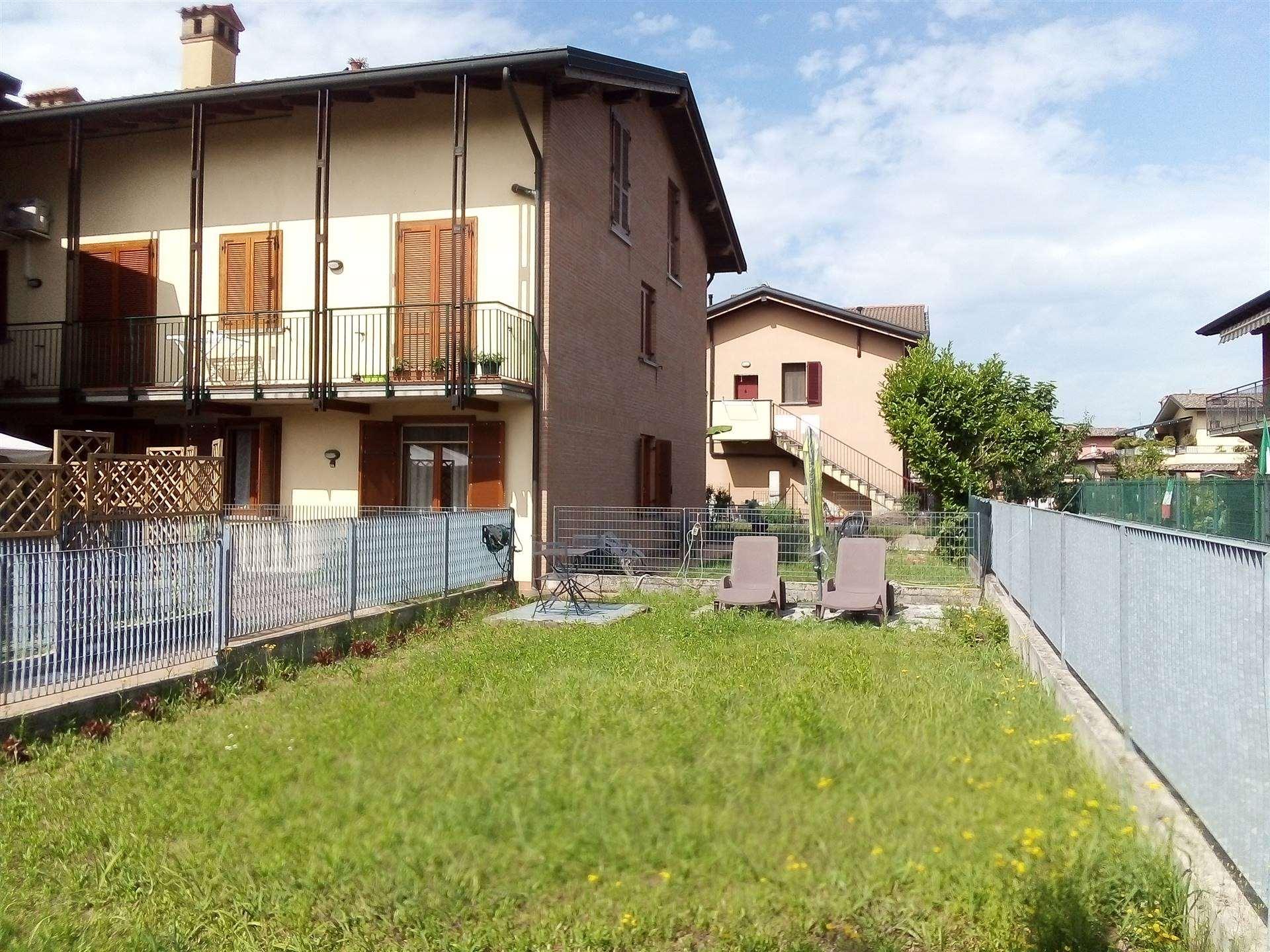 Appartamento in vendita a Pontirolo Nuovo, 3 locali, prezzo € 145.000 | PortaleAgenzieImmobiliari.it