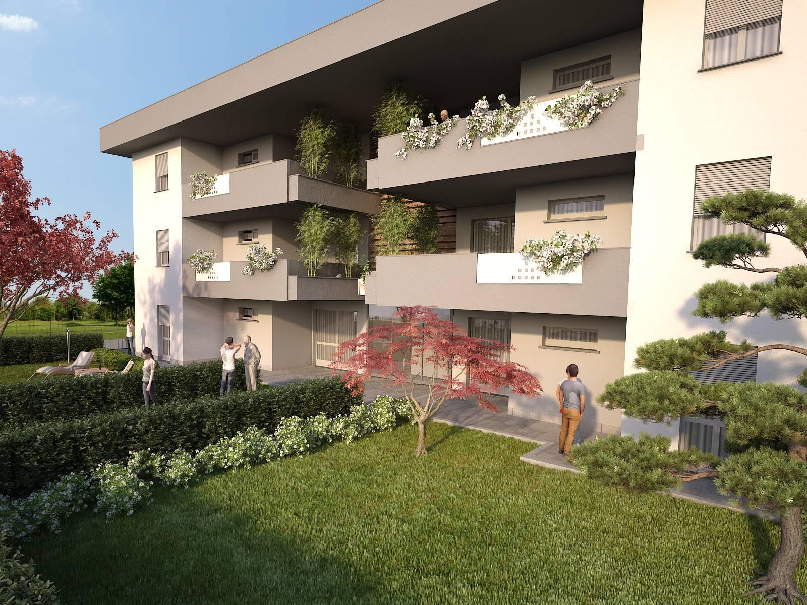 Appartamento in vendita a Zanica, 4 locali, prezzo € 235.000 | PortaleAgenzieImmobiliari.it