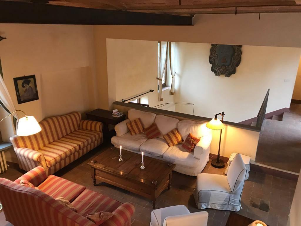 Appartamento in affitto a San Casciano in Val di Pesa, 10 locali, zona Zona: Spedaletto, prezzo € 2.200   CambioCasa.it