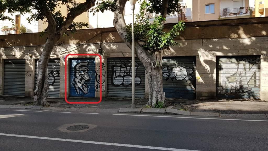 Garage / Posto auto in Viale Luigi Merello 38, Castello, Cagliari