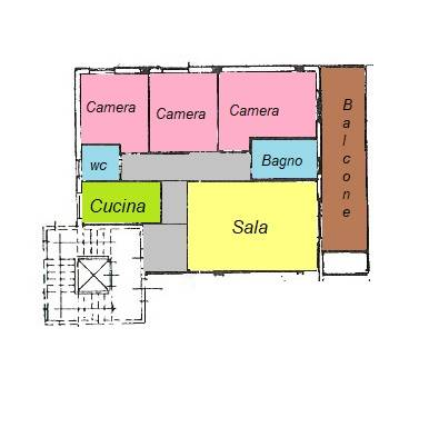 Apartment in TERAMO