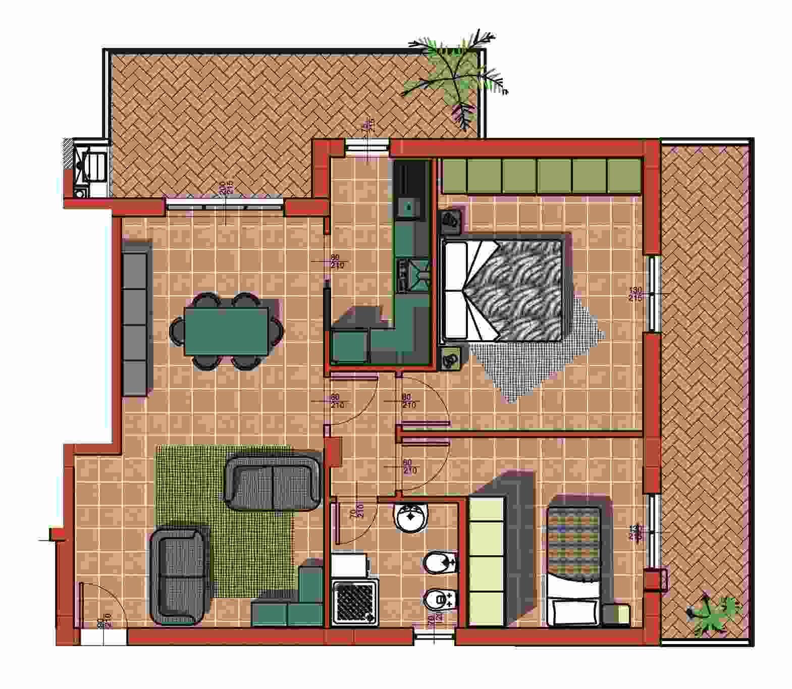 Appartamento a TERAMO
