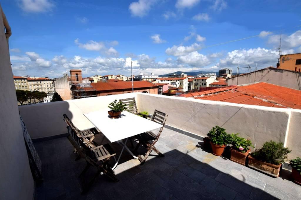Mansarda, Livorno, in ottime condizioni