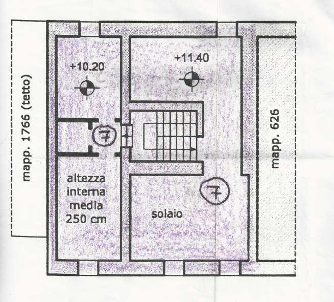 vendita mansarda, roncobello, da ristrutturare, terzo piano, riscaldamento inesistente - rif. ri-4891ra6261-2101
