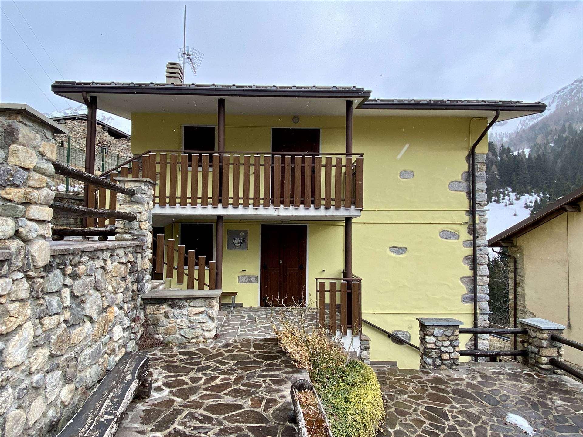 Soluzione Indipendente in vendita a Foppolo, 3 locali, prezzo € 59.000 | PortaleAgenzieImmobiliari.it