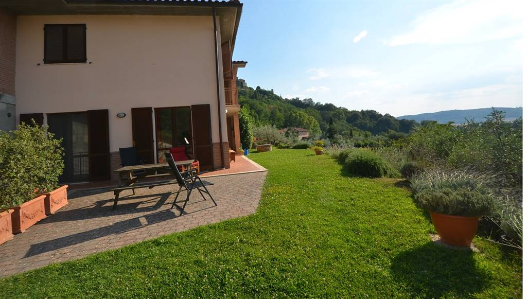 Semi detached house in MONTEPULCIANO