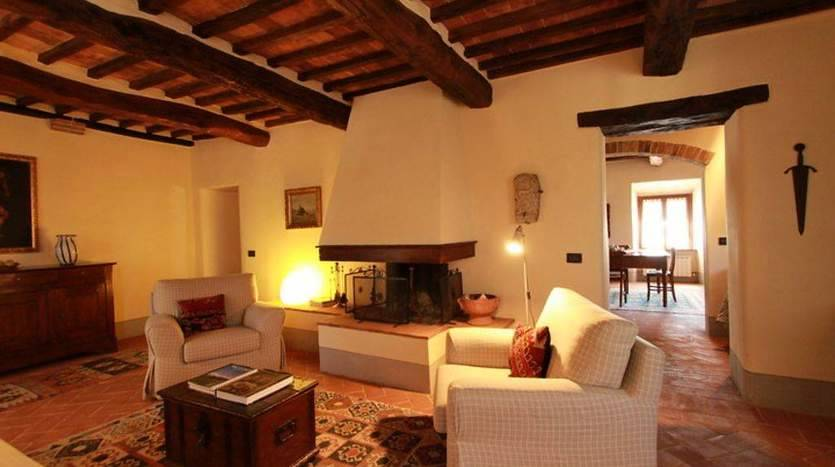 Detached house in PIENZA