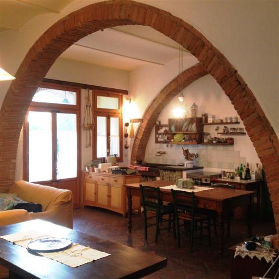 Colonica, Romita, Tavarnelle Val Di Pesa, ristrutturata