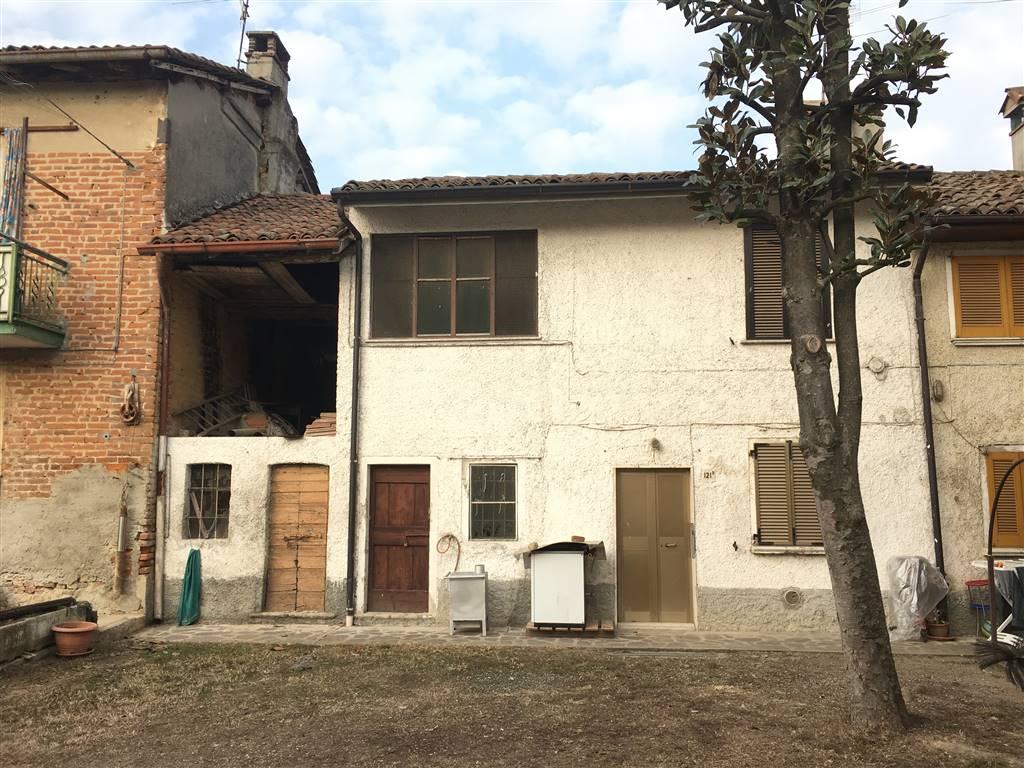 Soluzione Indipendente in vendita a Miradolo Terme, 2 locali, zona Località: CAMPORINALDO, prezzo € 22.000 | CambioCasa.it