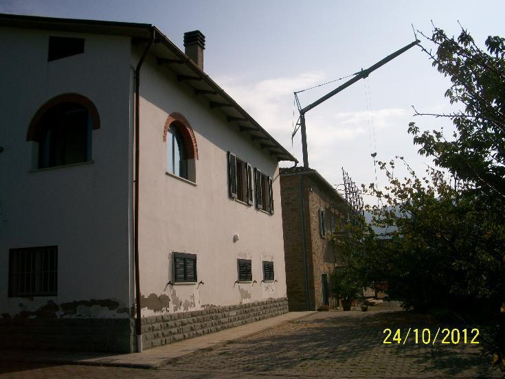 Casa singola a CASTIGLION FIORENTINO