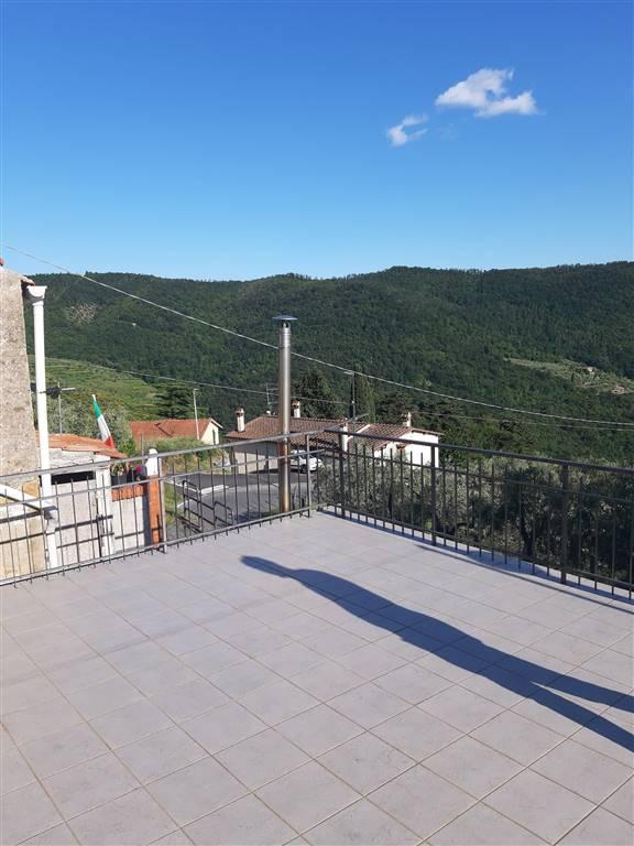 TOBBIANA, MONTALE, Terratetto in vendita di 260 Mq, Da ristrutturare, Riscaldamento Autonomo, Classe energetica: G, posto al piano Terra su 1,