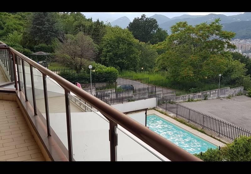 Quadrilocale in Via Panoramica  N.25 Lotto A/9, Ginestre , Sala Abbagnano , Panoramica , Casa Manzo, Salerno