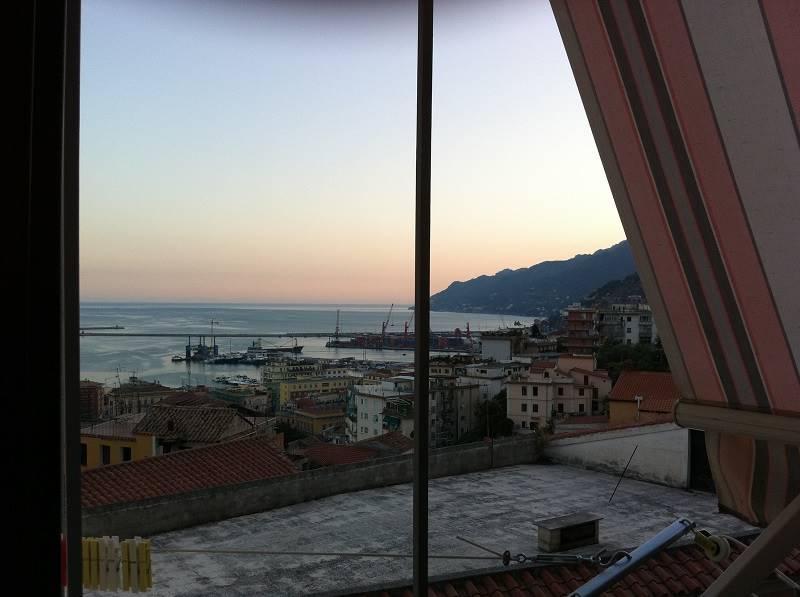 Quadrilocale in Via Salvatore Renzi, Canalone, Salerno