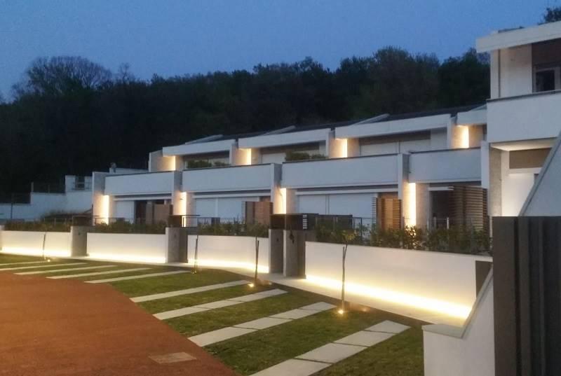 Villa a schiera in Via Casa Manzo, Ginestre , Sala Abbagnano , Panoramica , Casa Manzo, Salerno