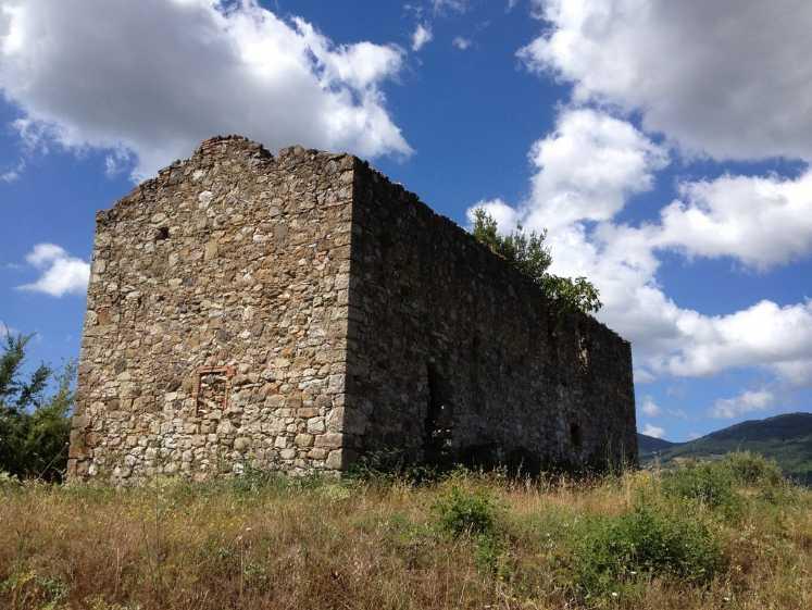 Rustico casale, Montecatini Val Di Cecina, da ristrutturare