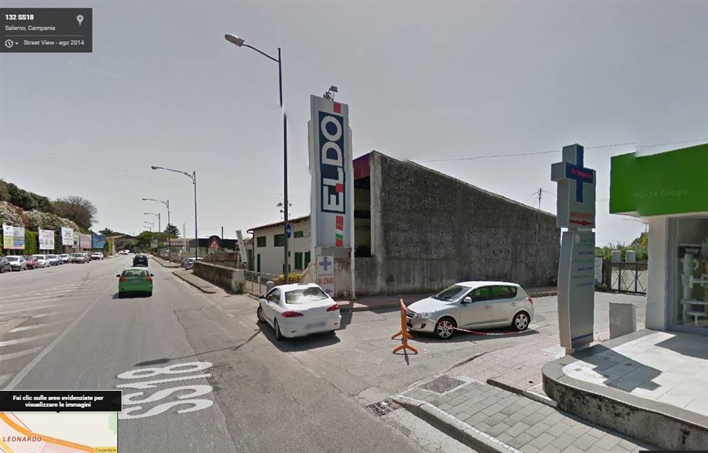 Capannone industriale in Via San Leonardo, San Leonardo , Arechi , Migliaro, Salerno