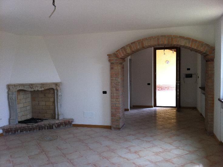Villa a schiera, San Martino In Olza, Cortemaggiore, in nuova costruzione