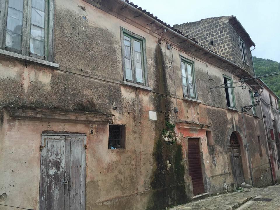 Casa singola, San Giorgio, Dragoni, da ristrutturare