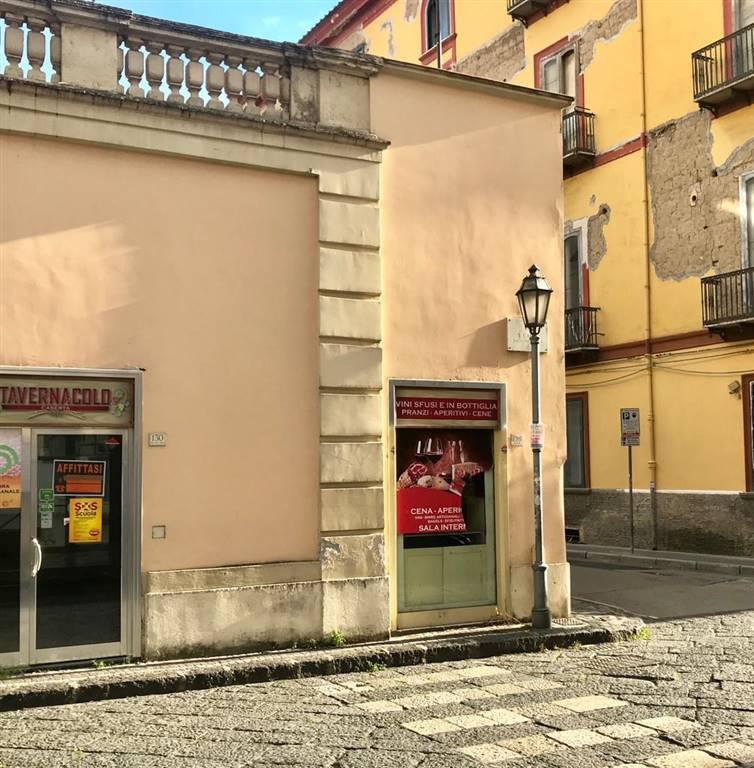 Negozio in Via San Carlo, Centro, Caserta