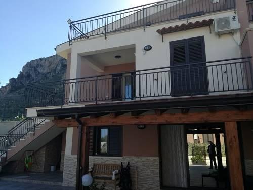 Villa in Via Grotta Mazzamuto Snc, Altavilla Milicia